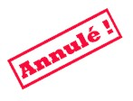 Annulation Trial Monthey du 6 mai 2012